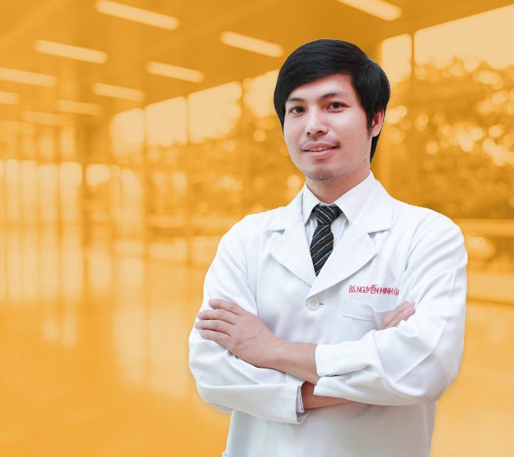Bác sĩ: Nguyễn Minh Hoàng