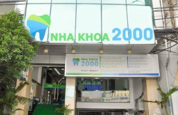 Branch 1: Nha Khoa 2000, 99 Ho Hao Hon, District 1