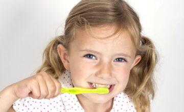 Quản lý sâu răng sớm ở trẻ nhỏ