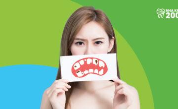 Những thói quen ảnh hưởng xấu đến sức khỏe răng miệng