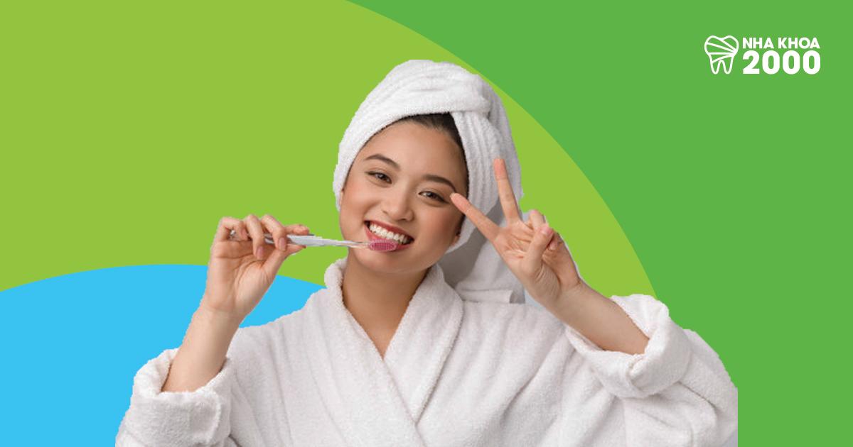 Những cách này sẽ giúp răng miệng bạn luôn chắc khỏe
