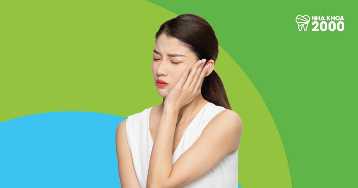 Tại sao răng đau và cách khắc phục